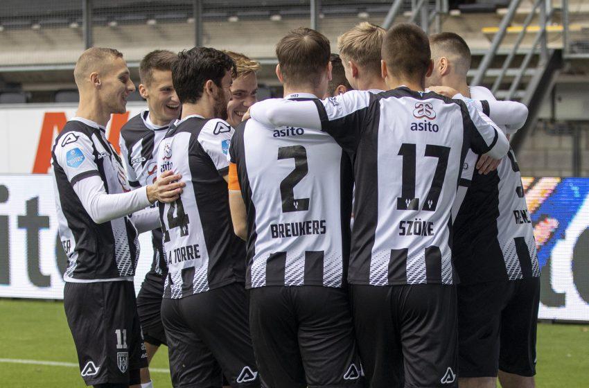 Rai Vloet faz um hat-trick e garante vitória do Heracles diante do FC Utrecht