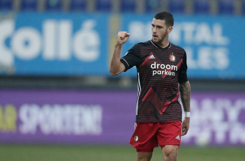 Feyenoord precisou se superar para conquistar a vitória diante do Fortuna Sittard