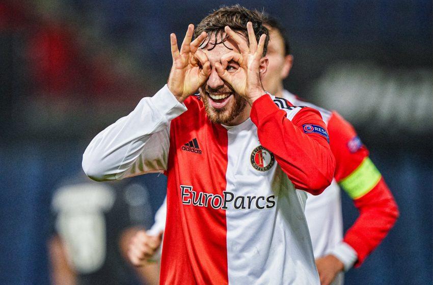 Feyenoord vence e convence em Roterdã diante do CSKA Moscou