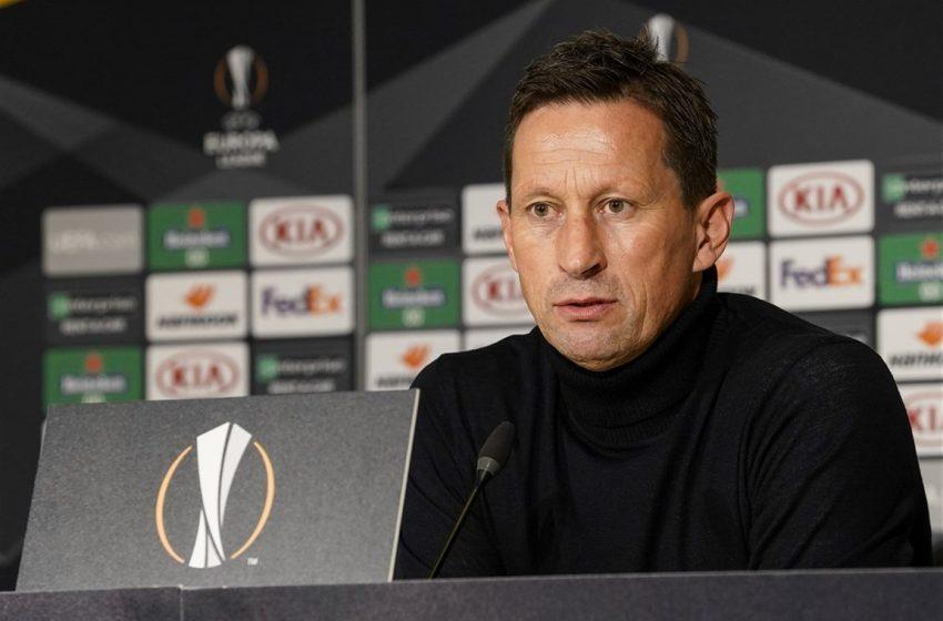 Roger Schmidt com mais opções para o jogo contra o PAOK Salonica