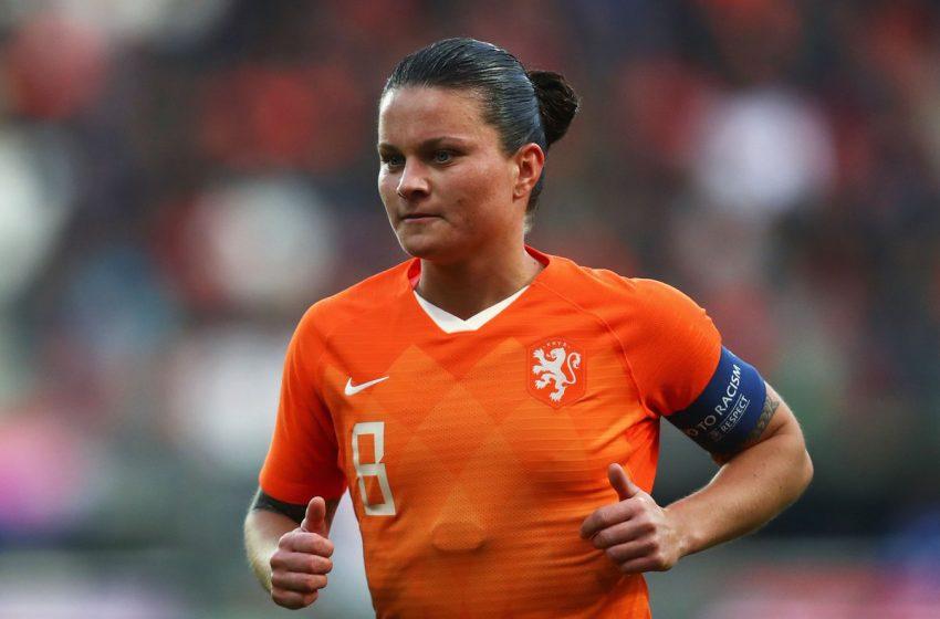 Sherida Spitse dar duas assistências; confira tudo que aconteceu com as holandesas pelo mundo