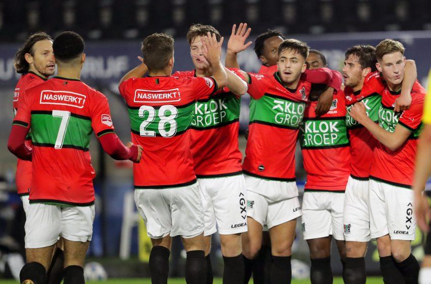NEC Nijmegen bate NAC em Breda e chega na quarta colocação da segunda divisão