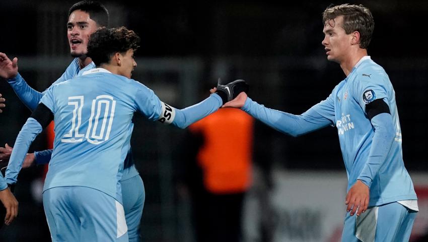 MVV Maastricht não consegue segurar vantagem de três gols diante do Jong PSV