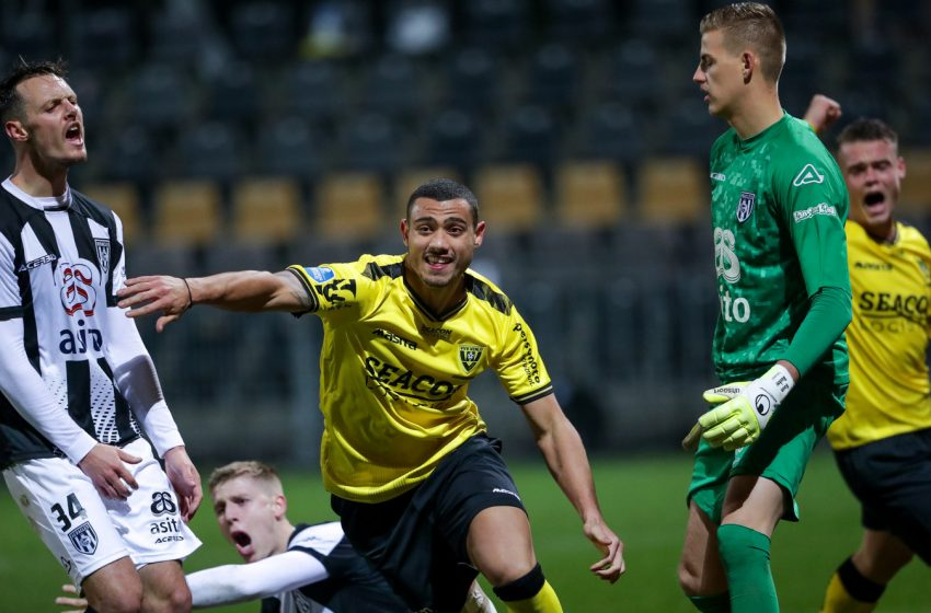 Mesmo com um jogador a mais, VVV-Venlo sofre para bater o Heracles Almelo em casa