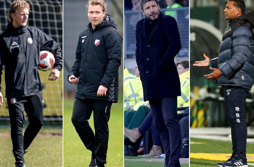 Quem será o novo treinador do FC Utrecht?