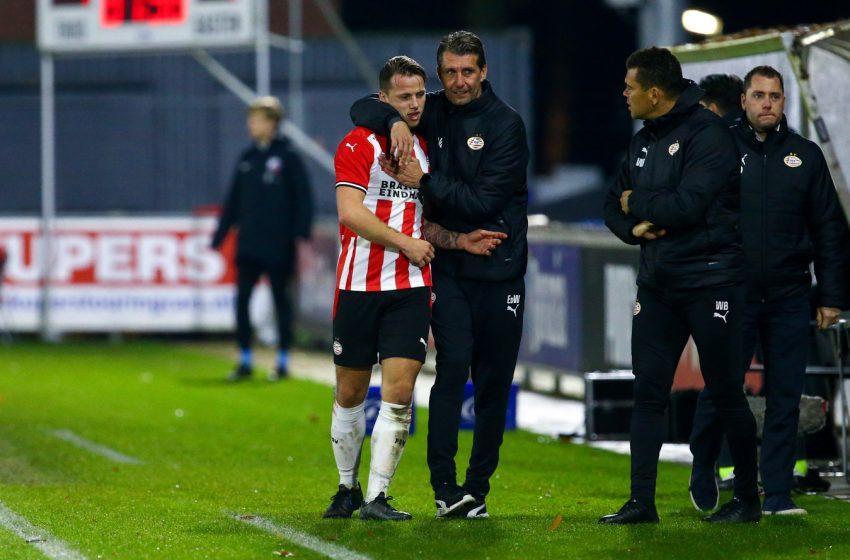 Em jogo adiado, Jong FC Utrecht empata e segue sem vencer Jong PSV em Eindhoven