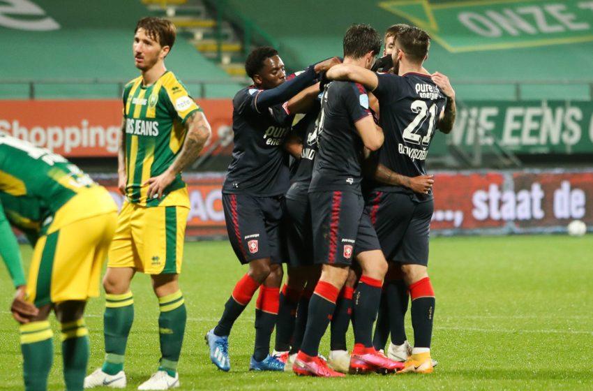 Danilo Pereira marca duas vezes e FC Twente derruba tabu em Haia contra o ADO Den Haag