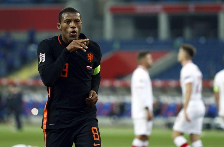 Holanda vence a Polônia, mas é eliminado da segunda edição da Liga das Nações