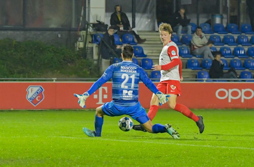 Jong FC Utrecht surpreende e vence segunda seguida na segunda divisão