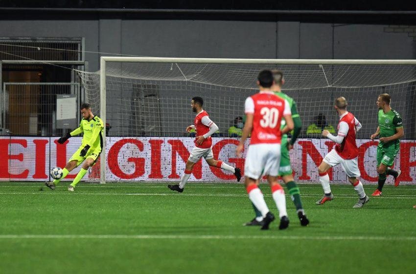 De Graafschap vence MVV Maastricht e segue na cola dos líderes da segunda divisão
