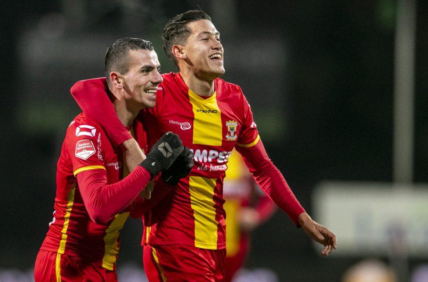 Go Ahead Eagles vence Helmond Sport e mantém tabu de oito anos