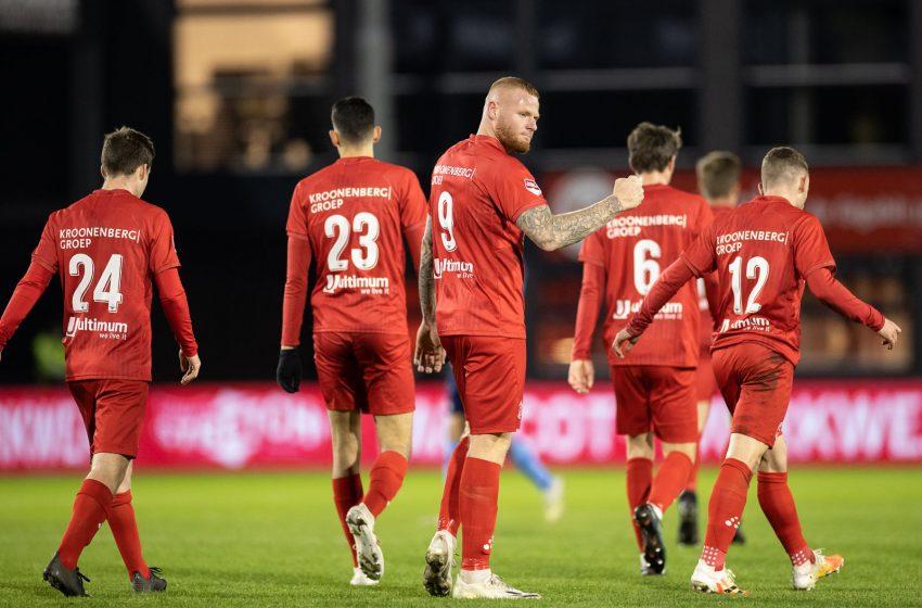 Em dez minutos, Almere City FC garante vitória diante do Jong FC Utrecht