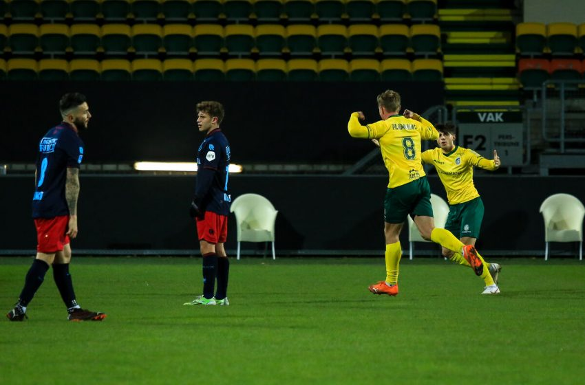 Após dez rodadas, o Fortuna Sittard finalmente vence a primeira partida na Eredivisie