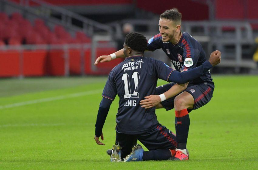 Ajax perde primeira partida em casa na Eredivisie