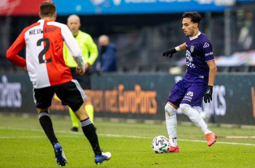 Feyenoord tropeça novamente em casa pela Eredivisie