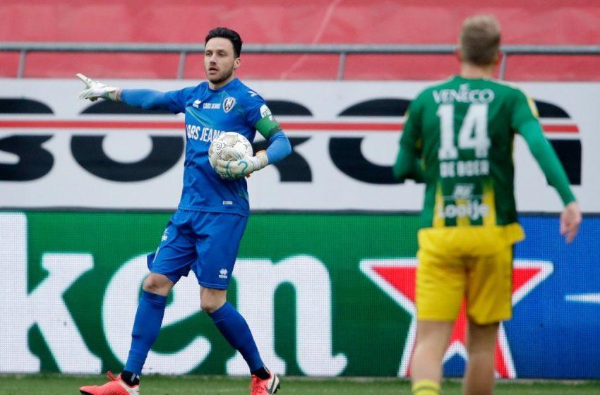 FC Utrecht tropeça em casa diante do ADO Den Haag