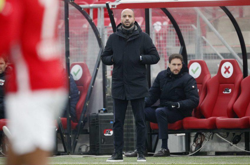 AZ Alkmaar efetiva Pascal Jansen como treinador para a próxima temporada