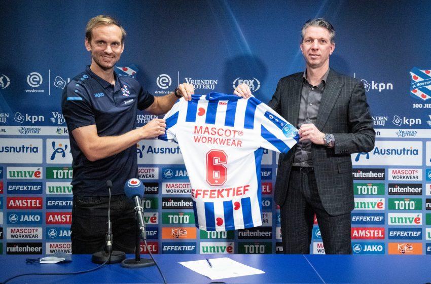 Siem de Jong assina com o SC Heerenveen