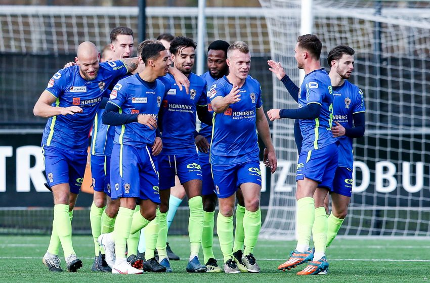 TOP Oss vence Jong AZ em Alkmaar pela 2º vez na história