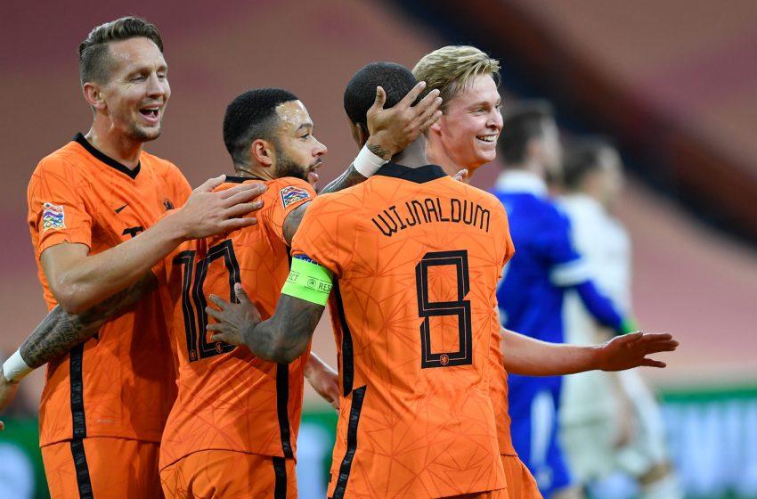 Holanda estreia fora de casa contra a Turquia nas Eliminatórias para Copa do Mundo
