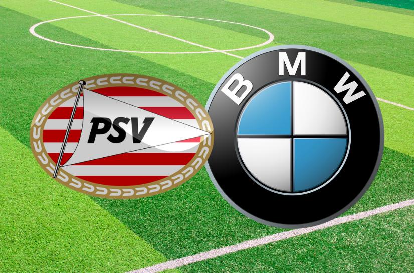 BMW e PSV fecham parceria