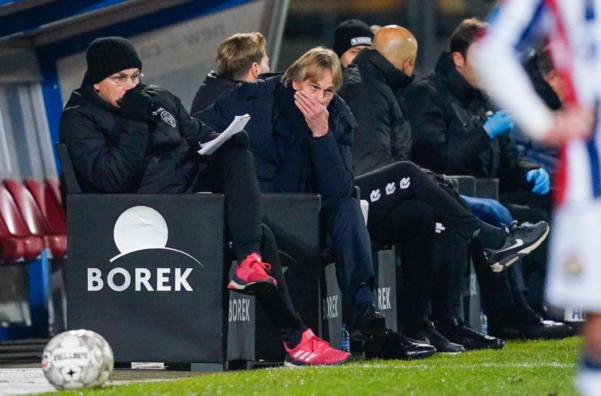 Adrie Koster promete não deixar o Willem II