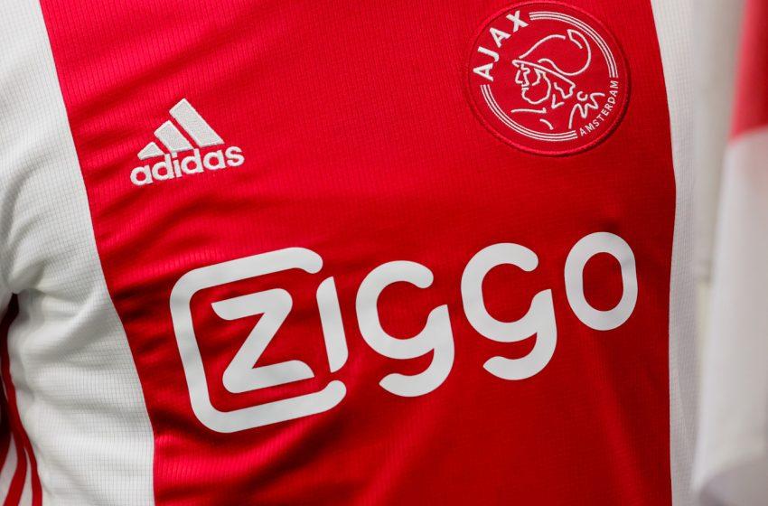 Ziggo renova contrato com Ajax