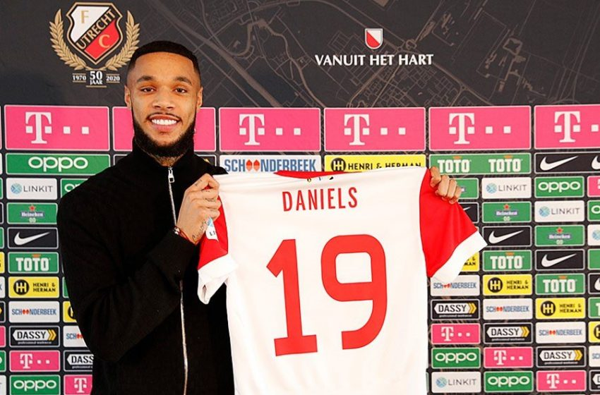 FC Utrecht tira Djenairo Daniels do PSV