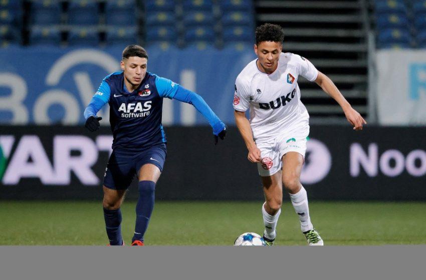 Jong AZ Alkmaar fica próxima da vitória, mas SC Telstar busca o empate no final