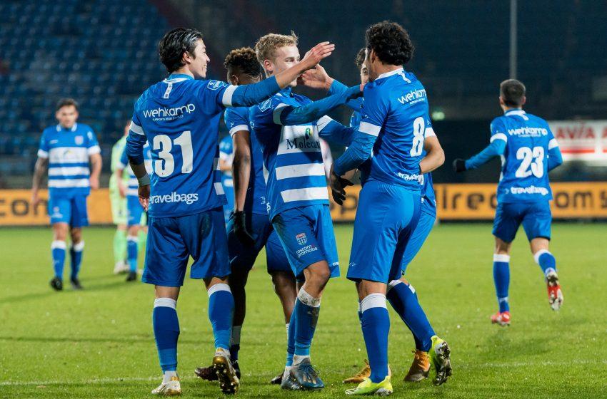 Reza Ghoochannejhad sai do banco, faz três gols e garante vitória do PEC diante do Willem II em Tilburg