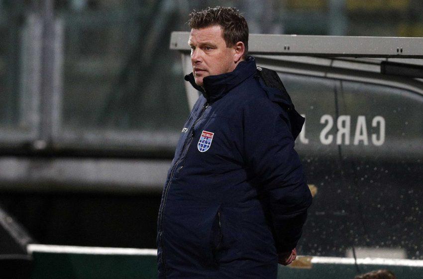 John Stegeman deixará o comando do PEC Zwolle ao final dessa temporada