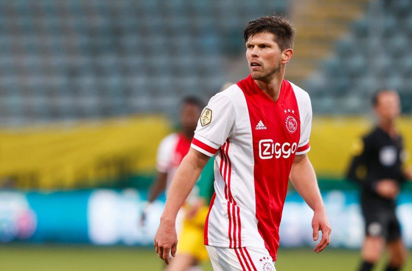 Klaas-Jan Huntelaar segue como dúvida para o clássico