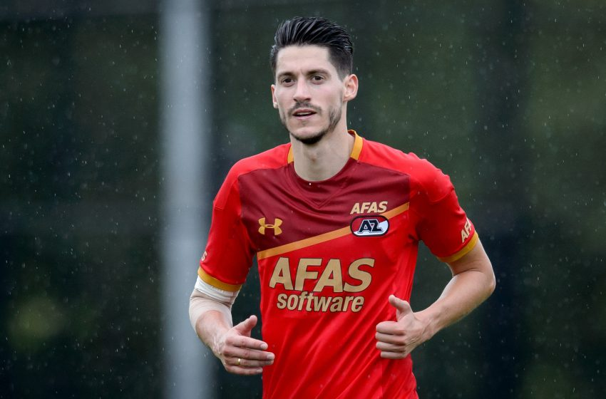 Marko Vejinović assina com o ADO Den Haag por duas temporadas e meia