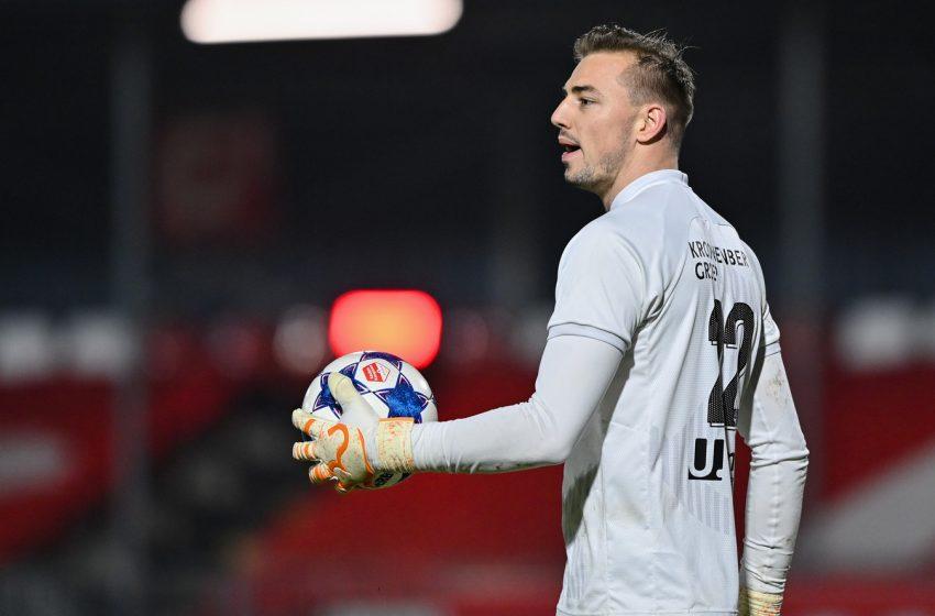 Michael Woud deverá assinar em definitivo com o Almere City FC