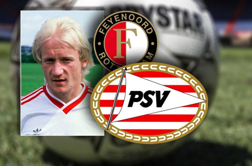 PSV contrata olheiro do Feyenoord