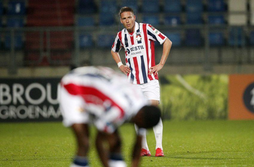 Willem II dispensa Paul Gladon