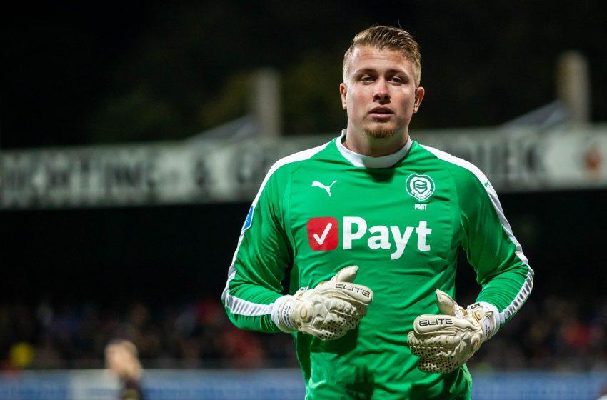 Sergio Padt deixa o FC Groningen ao final dessa temporada