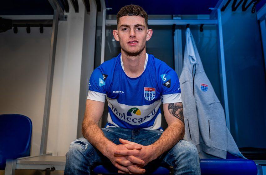 PEC Zwolle anuncia contratação de Thomas Buitink