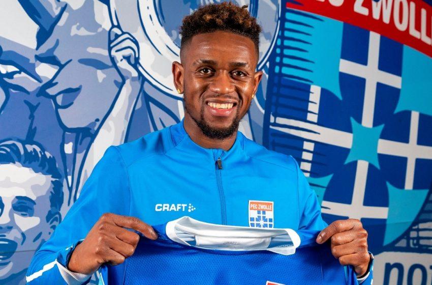 Virgil Misidjan assina com o PEC Zwolle por seis meses
