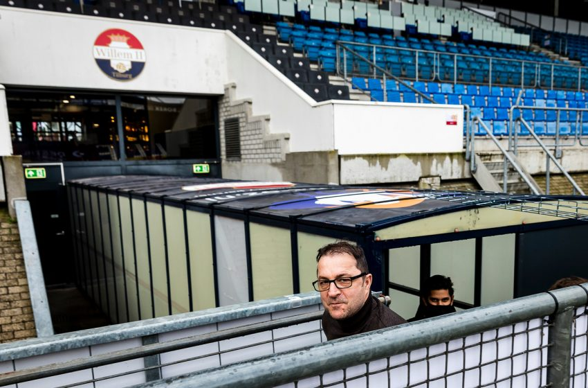 Joris Mathijsen deposita esperança do Willem II de permanecer na Eredivisie em Željko Petrović