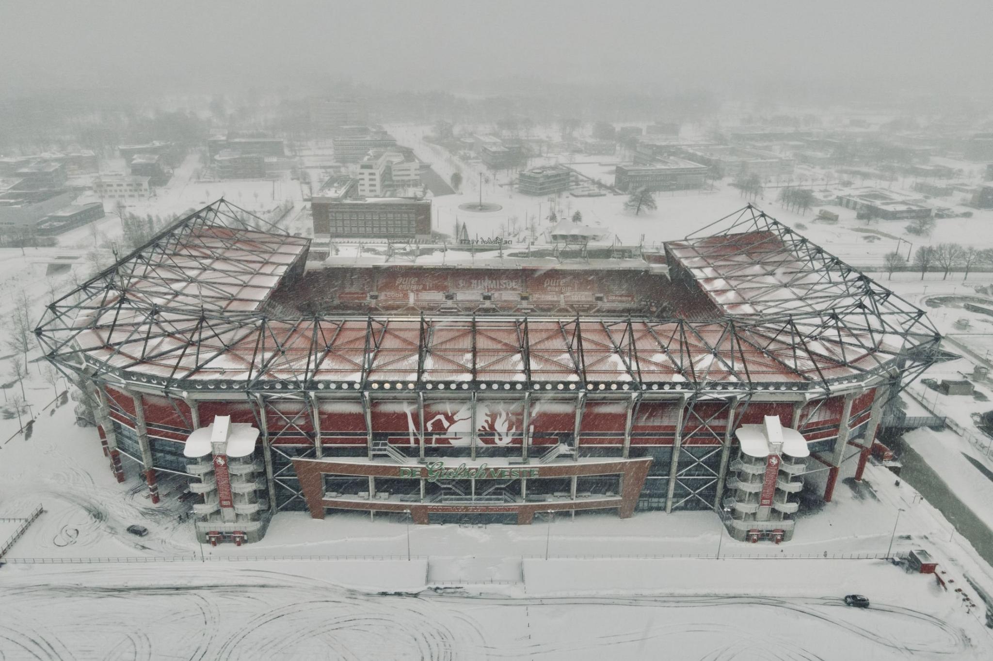 De Grolsch Veste (FC Twente)