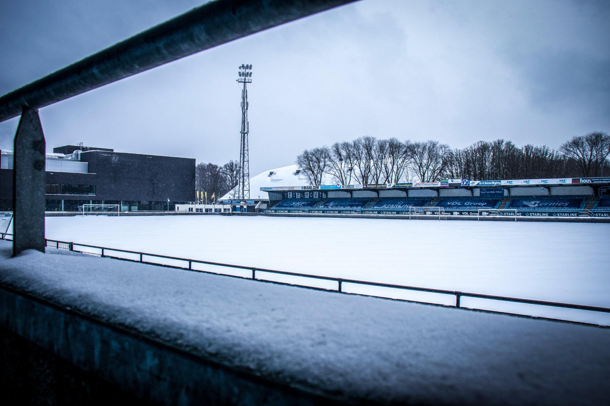 Jan Louwers Stadion (FC Eindhoven)