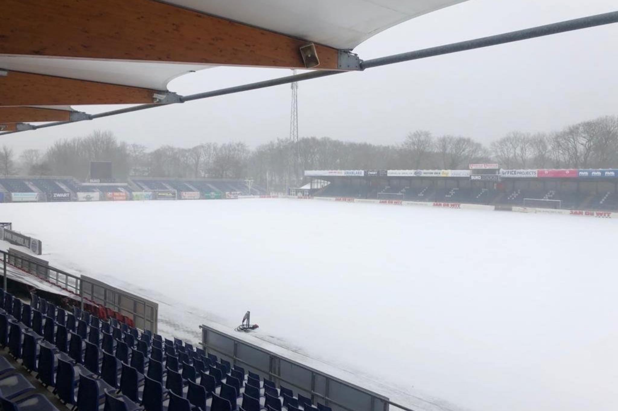 Rabobank IJmond Stadion (SC Telstar)