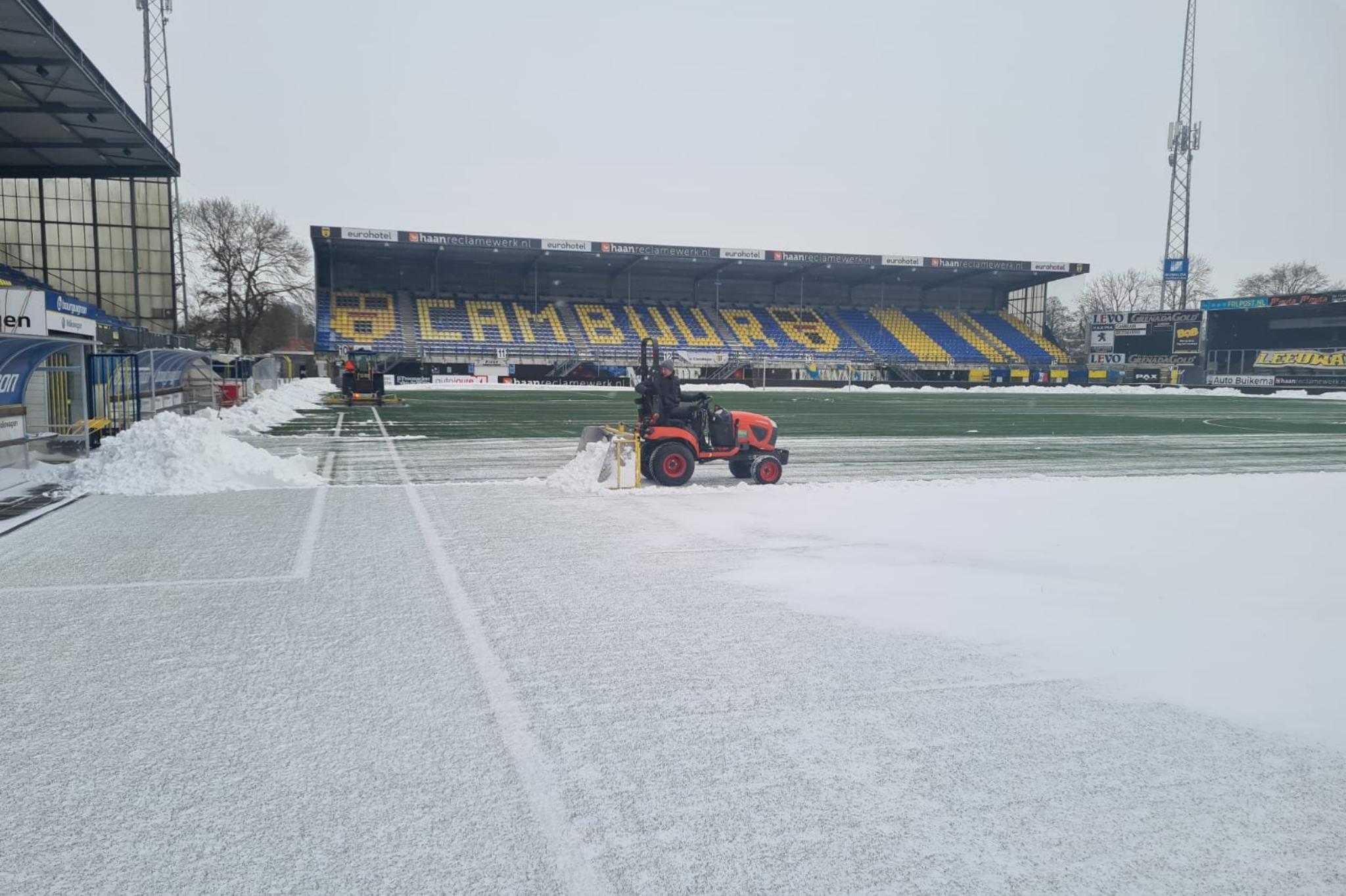 Cambuur Stadion (SC Cambuur)