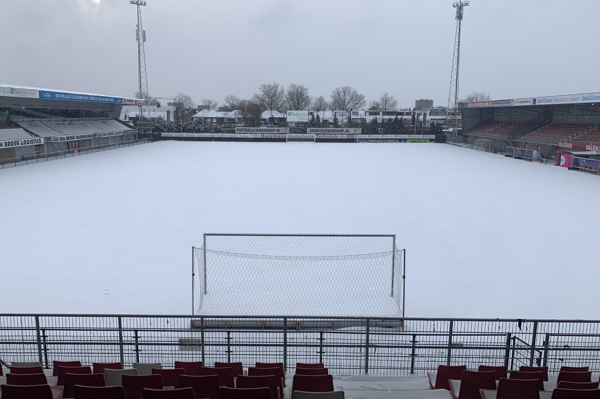 SolarUnie Stadion (Helmond Sport)