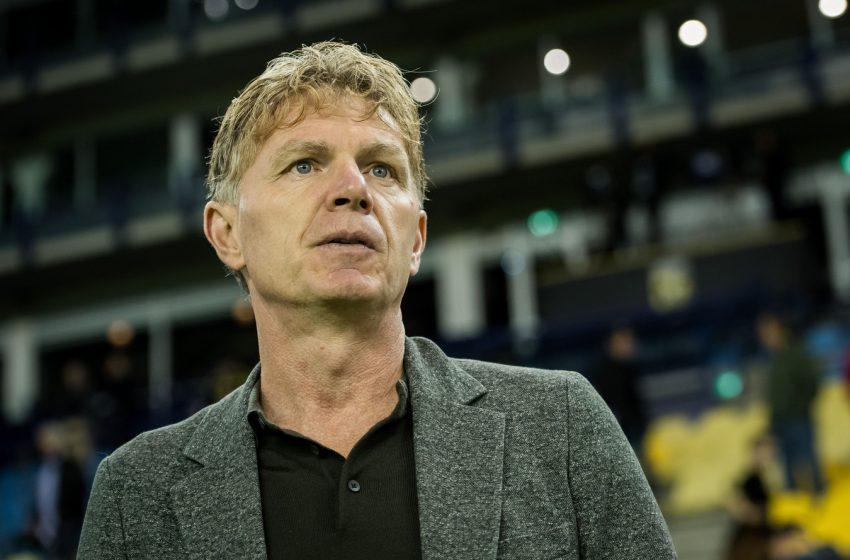 Alfons Groenendijk rejeita proposta do PEC Zwolle