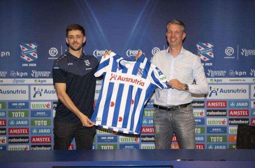 SC Heerenveen empresta Joaquin Fernandez a time uruguaio