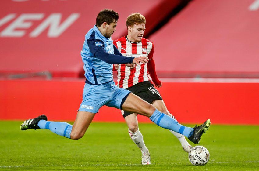 Justin Hoogma desfalca o FC Utrecht por dois meses