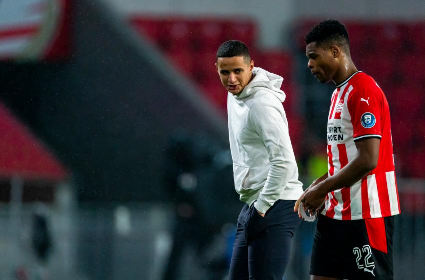 Mohamed Ihattaren e Denzel Dumfries, ficam no PSV para a próxima temporada?