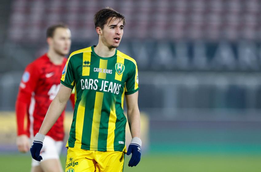 ADO Den Haag libera Samy Bourard que assina com Fehérvár FC